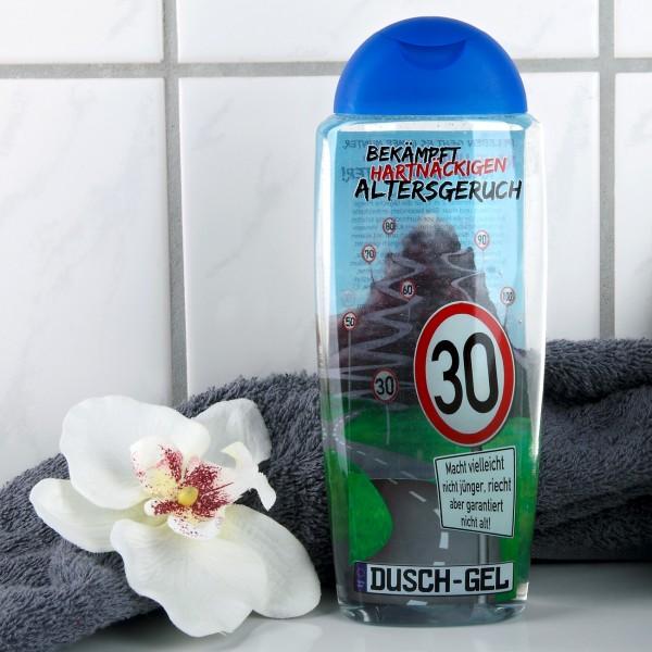 Duschgel zum 30. Geburtstag gegen Altersgeruch