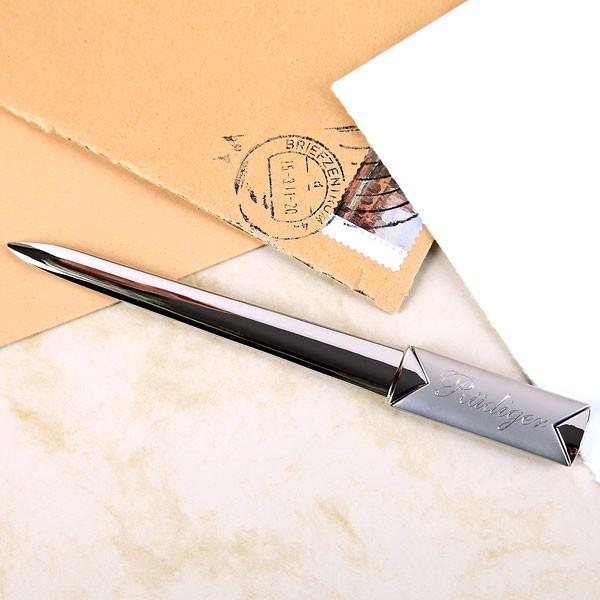 Brieföffner mit Name graviert