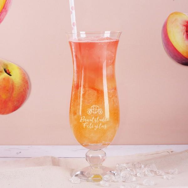Cocktailglas inkl. Gravur des Logos